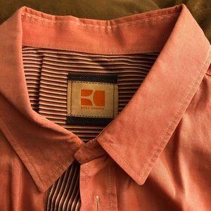 Hugo Boss Orange Men's Dress Shirt